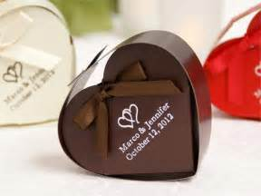Chocolate wedding favors best wedding hairstyles amp haircuts