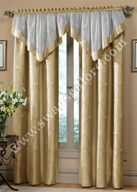 Hawthorne Embroidered Curtains Cream Lorraine View