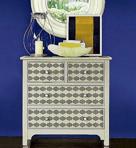 Stenciling Furniture by Furniture Stencil Ideas