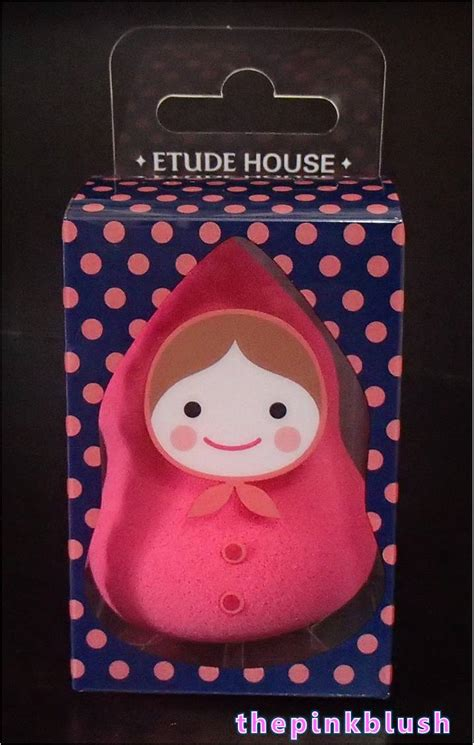 doll house baby review etude house baby doll puff the pink blush