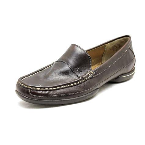 ak klein slipnslide loafer klein ak slipnslide us 5 5 brown loafer pre