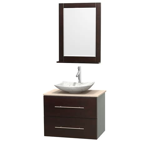 24 30 inch bathroom vanities wyndham collection wcvw00930sesivgs6m24 centra 30 inch