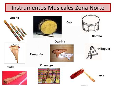 imagenes instrumentos musicales zona sur folklor y danzas florentina cifuentes ppt video online