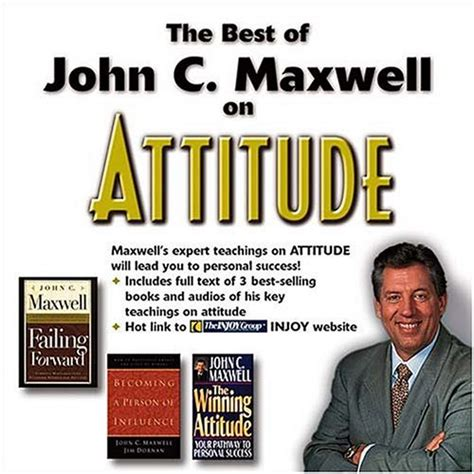 The Winning Attitude Jonh C Maxwell the best of c maxwell on attitude cd rom format by c maxwell reviews