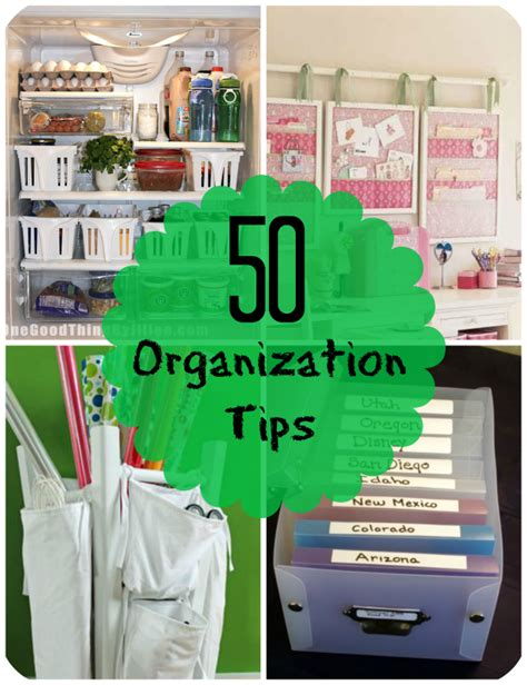 organize tips 50 organizational tips that ll make you go ah ha part 2