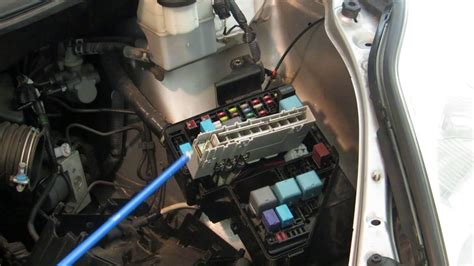 2003 Buick Rendezvous Interior Toyota Sienna Van 2004 Ce Alt Fuselink Replacement Youtube