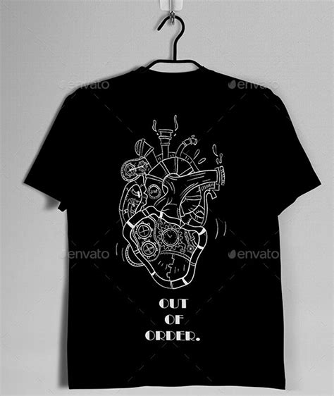 28 cool creative t shirt template designs print