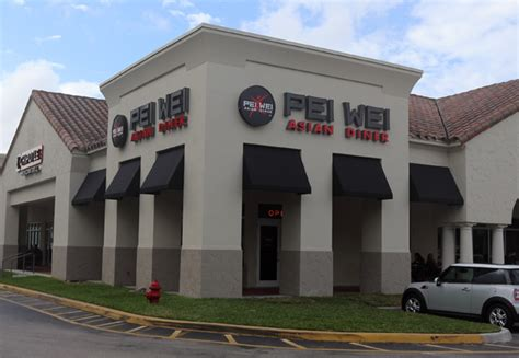 Pei Wei Pf Chang S Gift Cards - review of pei wei asian diner 33316 restaurant 1515 se 17th st