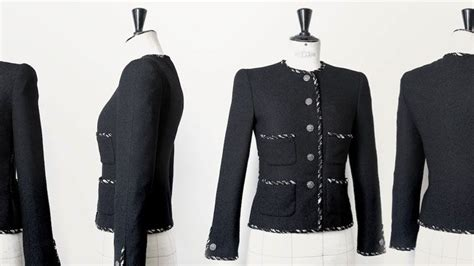 Secrets Of The Chanel Jacket Revealed by 17 Best Images About Sewing On
