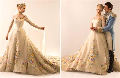 look the of cinderella s wedding gown vanity fair
