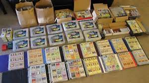 my card collection 50 000 cards