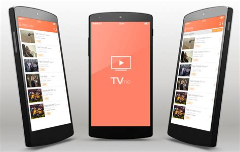 android app template tvme vodcast android app template