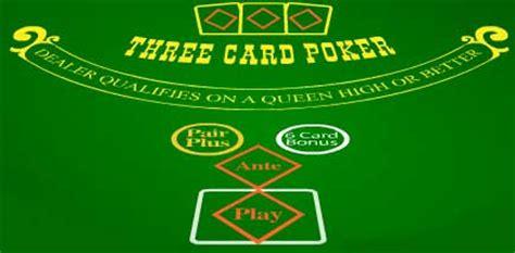 How To Win Money Online Poker - 3 card poker online