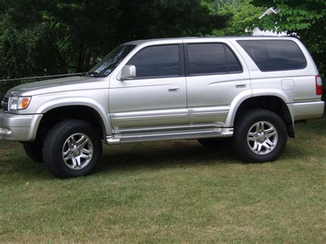 1999 toyota 4runner information and photos momentcar