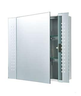 illuminated bathroom cabinet 700mm x 600mm