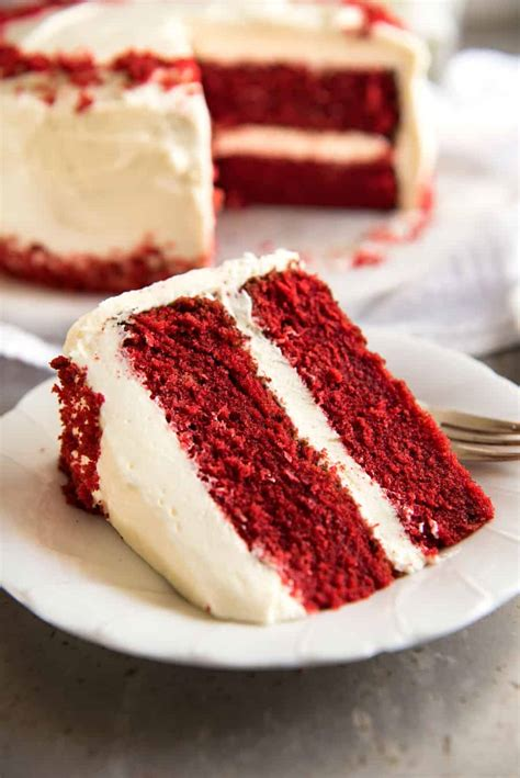 the best velvet cake recipe velvet cake recipetin eats