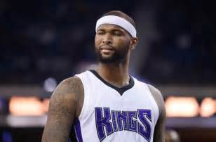 Demarcus Cousins by Demarcus Cousins On Going After Mvp It S Mine To Grab