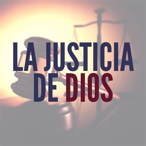 imagenes justicia de dios reflexiones acerca del sentido de nuestra fe quot sobre la