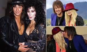 Lepaparazzi News Update Richie Is At Home Not In Rehab by Richie Sambora Celebrates Ex Cher By Releasing Cover Of I