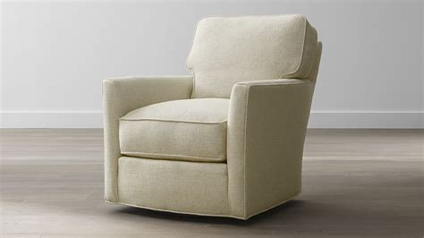 Crate And Barrel Swivel Chair by Talia Swivel Chair Crate And Barrel