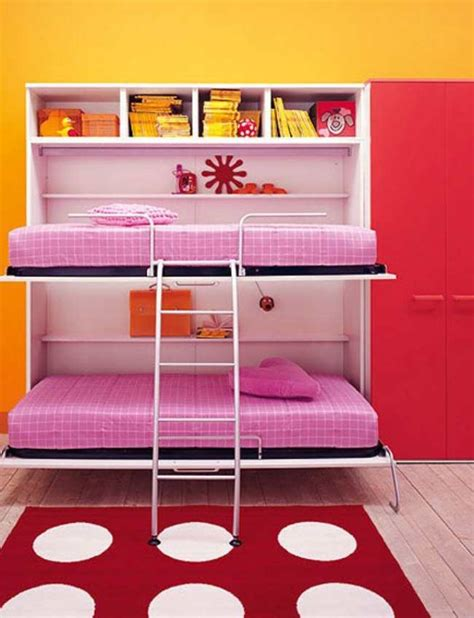 Low Profile Bunk Bed Complete Your Simple Bedroom With Low Profile Bunk Bed Homesfeed