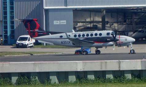 beechcraft king air planespotting eu