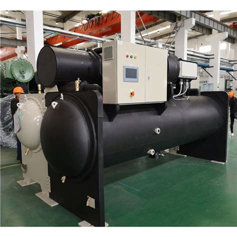 cina disesuaikan magnetic bearing centrifugal chiller