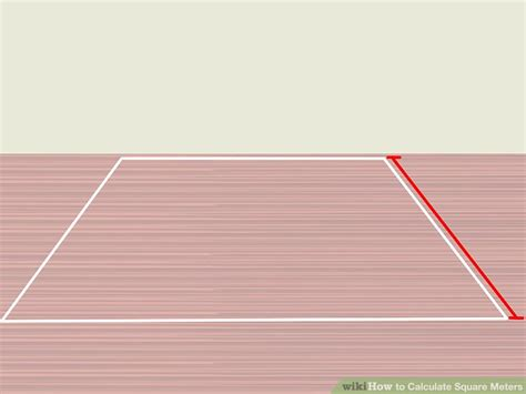 8 square meters 3 simple ways to calculate square meters wikihow