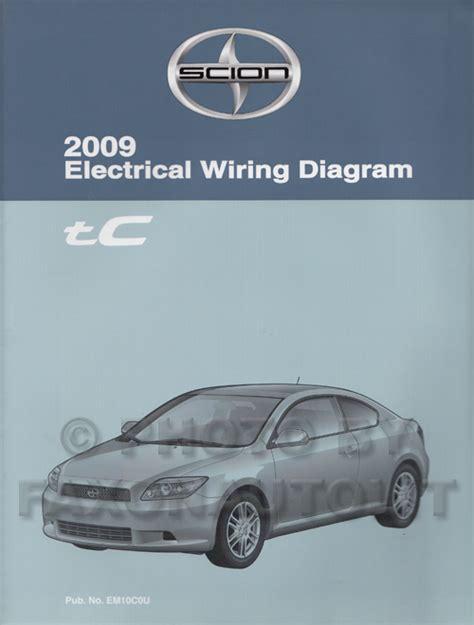 free car repair manuals 2009 scion tc electronic valve timing scion tc 2007 electrical wiring diagram 39 wiring