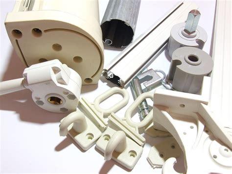 accessori per tende a rullo kit 7000 da 60 completo di rullo terminale e accessori