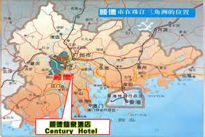 Foshan China Map by Opinions On Foshan