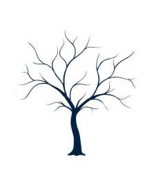 Printable tree template no leaves 14 best photos of tree without