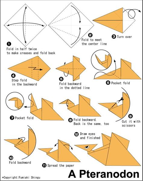 How To Make A Paper Flying Dinosaur - 17 best images about dinosaurs on dinosaur