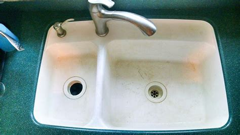 Solid Surface Kitchen Sink Restoring Your Solid Surface Sink