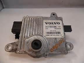 volvo transmission tcu tcm shift module unit