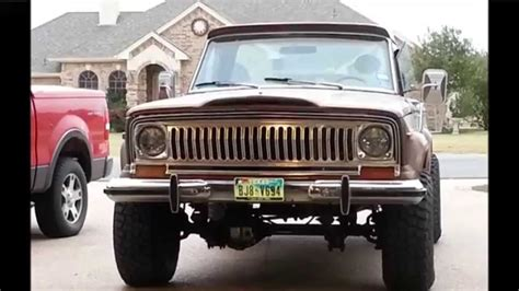 jeep j10 honcho jeep j10 honcho levi s edition restoration