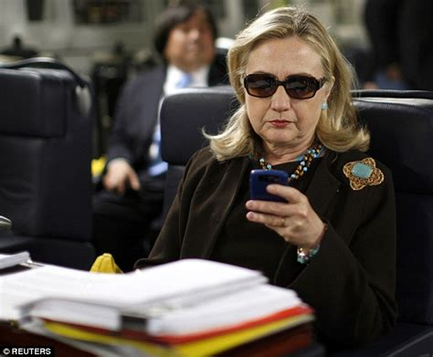 hillary clinton mailing address republicans forced on to back foot over hillary clinton s