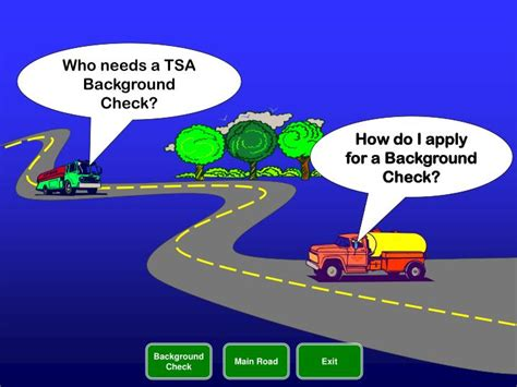 Tsa Background Check How Ppt Hazmat Powerpoint Presentation Id 1779850