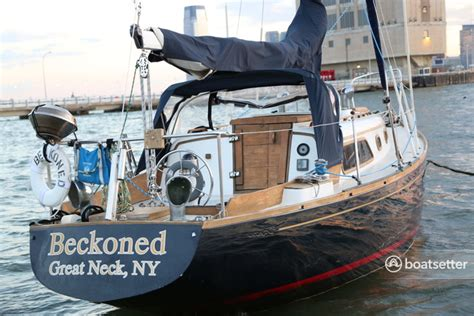 sailboats under 30 000 rent a 1973 30 ft luders 30 in new york ny on boatsetter