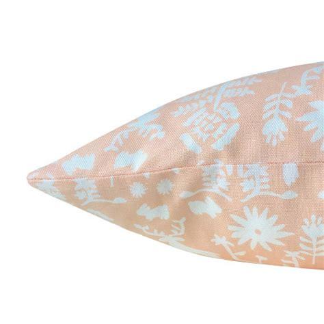 kissenbezug skandinavisch kissenbezug promiseland apricot wei 223 skandinavisch 40 x 40 cm