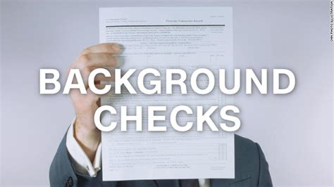 Cost For Background Check 1 Number That Explains The Total Madness Of Gun Politics Cnnpolitics