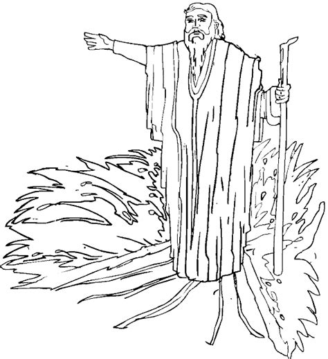free christian coloring pages moses kidprintables com coloring pages