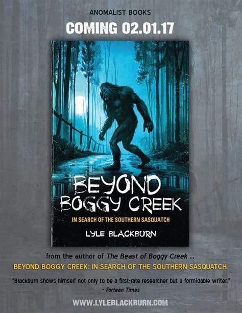 across the creek books cryptomundo 187 coming soon beyond boggy creek