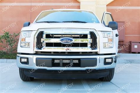 ford f150 led light bar 96w high power led light bar for 2015 up ford f 150 f150