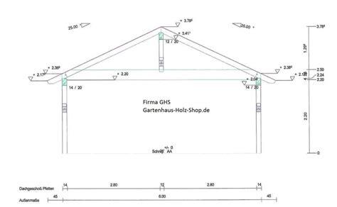 Satteldach 25 Grad Dachneigung by Doppelcarport Made In Germany 1 Sams Gartenhaus Shop