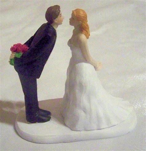 Brautpaar Figuren by Lustige Figur Brautpaar Hochzeitstorte Paar K 252 Sst Sich