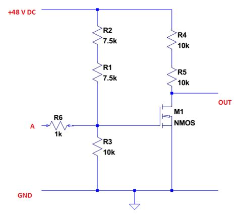 transistor gate terminal power supply mosfet is not turning when the gate terminal is grounded electrical