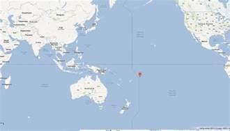 Samoa World Map by Samoa Map