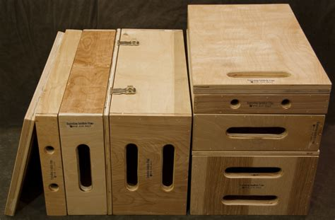 Box Apple home made apple boxes exploding goldfish