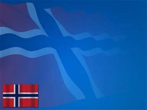 powerpoint themes norway norway flag 03 powerpoint templates